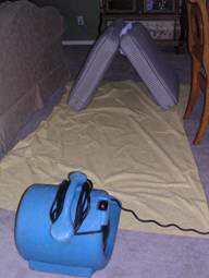 upholstery cleaning_speed dry