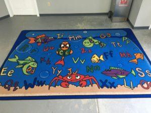 school rug